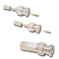 Allen Tel 50-OHM BNC Coaxial Connector