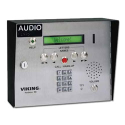 Viking ADA Compliant Entry System