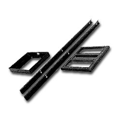 Chatsworth Products Universal ExpandaRack Extension Pan Set