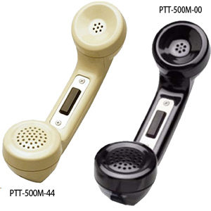 Forester Solutions, Inc. Push-To-Talk Handset