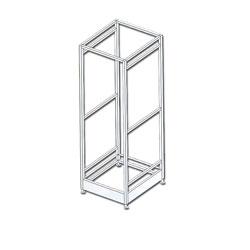Southwest Data Products Modem Rack Frame 84