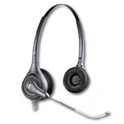 Plantronics P361 SupraPlus SL Polaris Binaural Voice Tube Headset