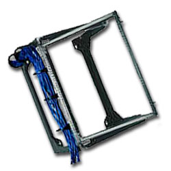 Chatsworth Products Standard Swing Gate Wall Rack 23