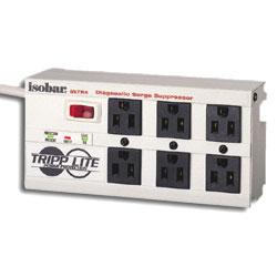 Tripp Lite 6 AC Outlet Ultra Diagnostic Surge Suppressor