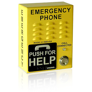 Viking A.D.A.Yellow Emergency/Elevator Phone
