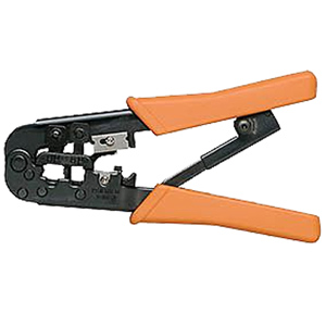 Allen Tel Multi-Function Crimping Tool RJ-11 and RJ-45