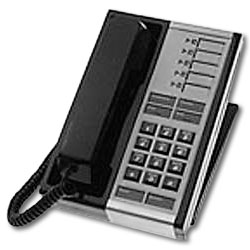 AT&T Merlin Standard 5 Button Membrane Phone