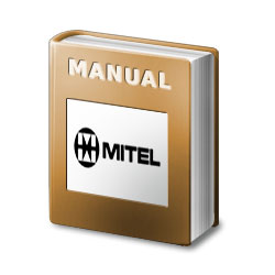 Mitel SX-100 and SX-200 Generic 217 Volume 1 Manual