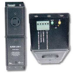 Middle Atlantic 30 Amp MPR Series Stand Alone Power - 30 Amp Twist Lock Plugs
