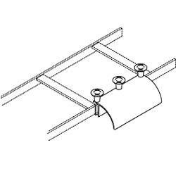 Chatsworth Products Cable Runway Radius Drop - Stringer
