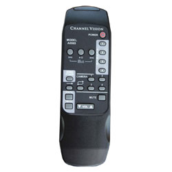 Channel Vision Remote Control
