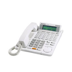 Panasonic Speakerphone with 3 Line Backlit LCD
