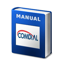 Vertical-Comdial Executech 2232 Installation Manual