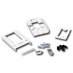 Siemon Fiber Outlet Box