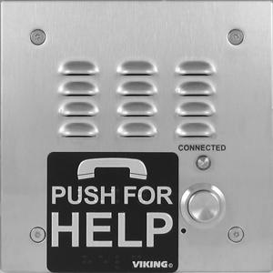 Viking ADA Compliant Emergency Speakerphone