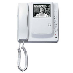 Aiphone Master Monitor for the MK Door Sentry Series