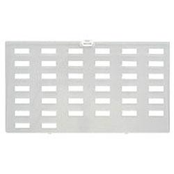 Avaya Partner Designation Plastic Strip for 34 Button Display Partner Euro Style Series 1