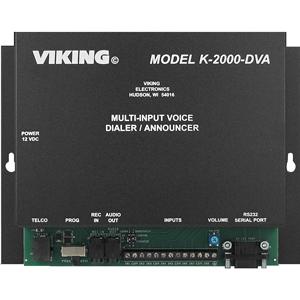 Viking Multi-Number Alarm Dialer with Digital Announcer