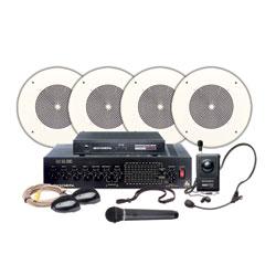 Bogen Voice Enhancement System 1 with Wireless Handheld Microphone