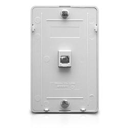 ICC Wall Phone Plate - 6P6C