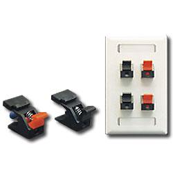 ICC Speaker Spring Clip Modular Connector