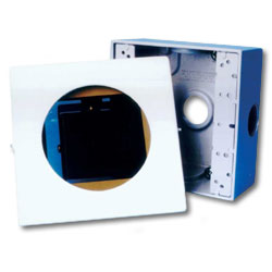 Channel Vision 6002 Color Camera with Flush Mount Housing