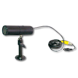 Channel Vision Color Bullet Camera with Vari-Focal Zoom Lens