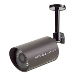 Channel Vision High Resolution, IR Color Bullet Camera