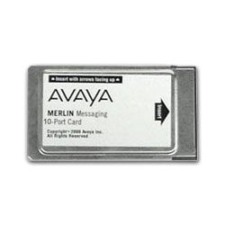 Avaya Merlin Messaging License Card - 10 Ports