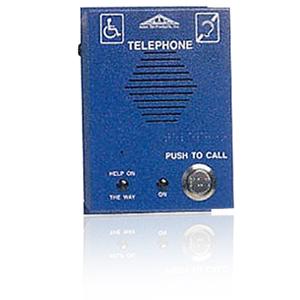 Allen Tel Mini Elevator Speakerphone with No Dial
