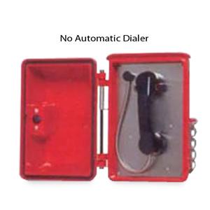 Allen Tel Ring Down Outdoor Phone with Amplified Handset