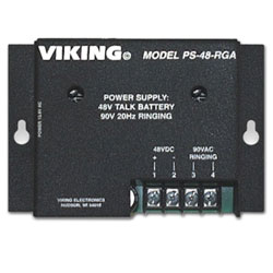 Viking Talk Battery, Ring Voltage Supply