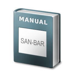 San-Bar Vision 2000 Electronic Phone System Programming Manual