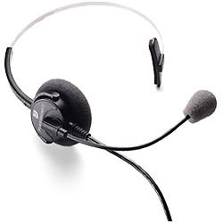 Plantronics H51NS Supra Monaural Noise-Canceling Shielded Headset with High Output Microphone