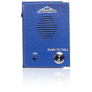 Allen Tel Mini-Elevator/Hall Speaker Phone with 2 Min Automatic Disconnect for ARD Circuits