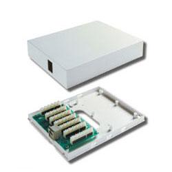 Allen Tel Network Media Box with 2-GB33585-K3