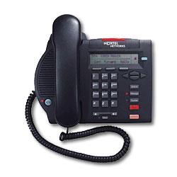 Nortel M3902 Basic Single Line Handsfree Phone with LCD