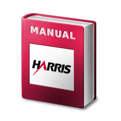 Harris XIIe Installation and Maintenance Manual
