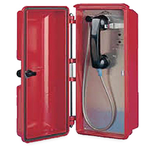 Allen Tel Single Line Phone with Automatic Dialer - ADA Compliant