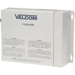 Valcom Power with 3 Zone Talkback Page Control