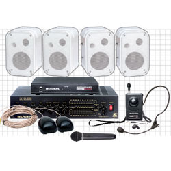 Bogen Voice Enhancement System 2 with Wireless Handheld Microphone