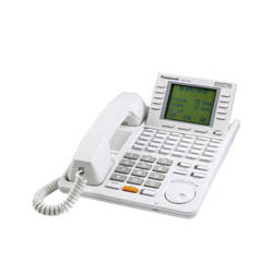 Panasonic Speakerphone with 6 Line Backlit LCD
