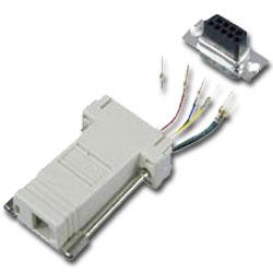 Allen Tel Data Adapter Kit (9-Pin)