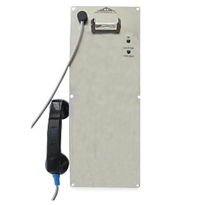 Allen Tel Single Line Phone with Automatic Dialer/No Housing - ADA Compliant
