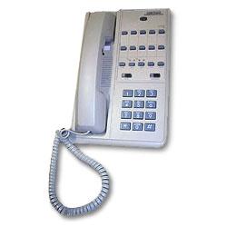 Cortelco 2-Line Patriot Speakerphone with Dataport