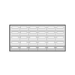 Baudcom Panasonic Phone Overlay Forms (Pkg of 50)